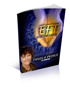 EFT Published Articles of EFT Master, Tania A. Prince