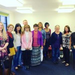 Some of my EFT students at my supervision session todayhellip